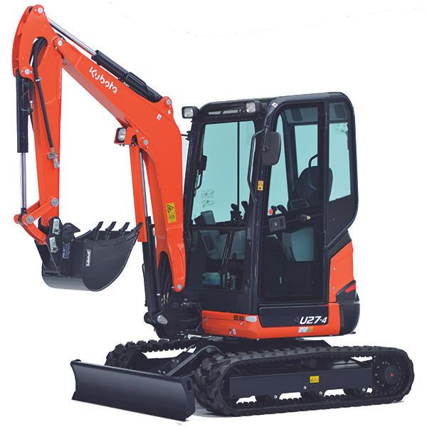 U27-4 Excavator