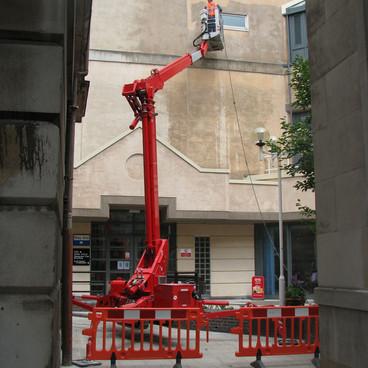 Facade restoration Buckinghamshire
