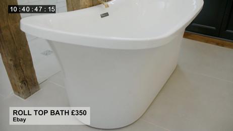 ROLL TAP BATH