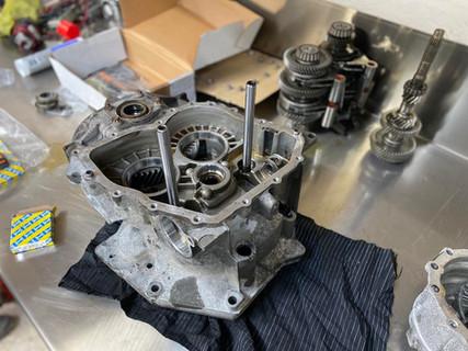 M32 Gearbox Rebuild