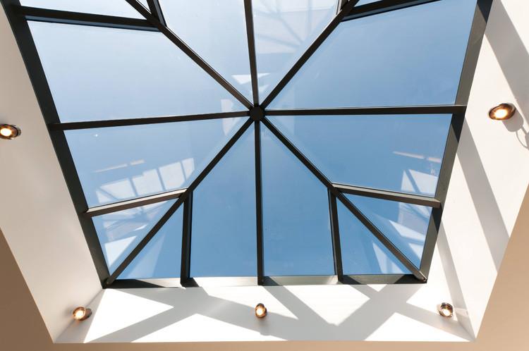 Aluminium Roof Lantern for Orangery Cons