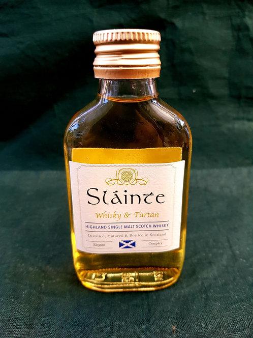 Slainte - Highland Single Malt Scotch Whisky 10cl