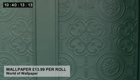 WALLPAPER £13.99 PER ROLL