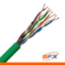 SFX Cat6 U/UTP Cable