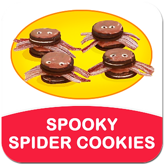 square_pop_up - cook - spooky spider coo