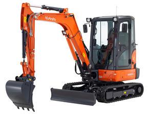 KX037-4 Excavator