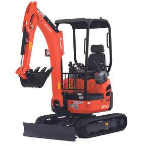 U17-3a Mini Excavator