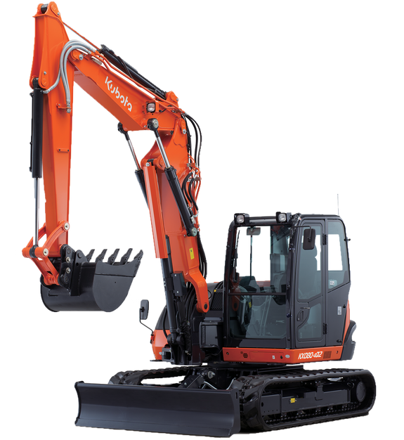KX080-4a2 Excavator