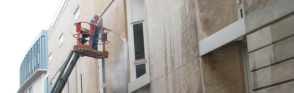 Facade Cleaning London