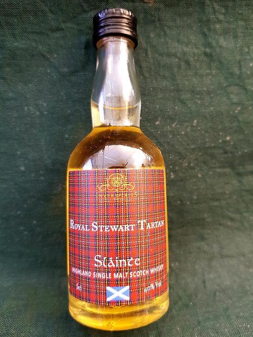 Slainte 5 cl Highland Single Malt Scotch Whisky 5cl