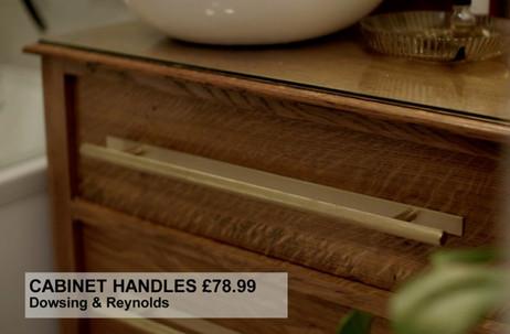 CABINET HANDLES £78.99