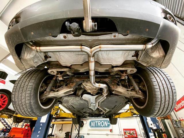 BMW X5 DPF Delete & Exhaust
