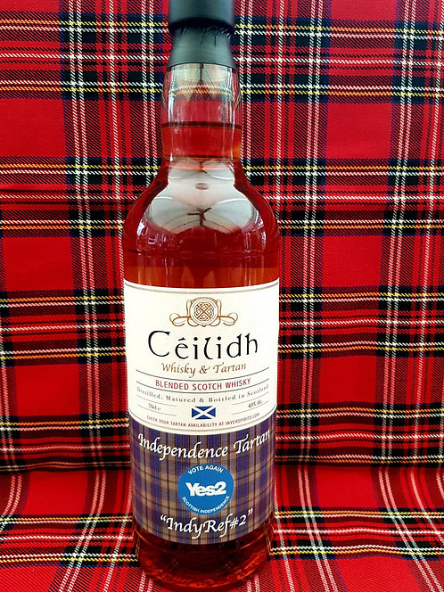 Ceilidh- Blended Scotch Whisky 70cl - Say Yes