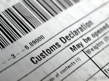 8 important International Shipment Documents