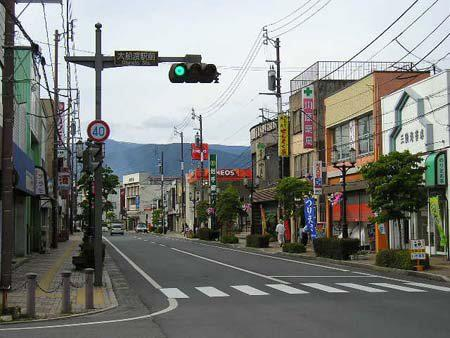 大船渡駅前