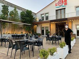 restaurante chino terraza