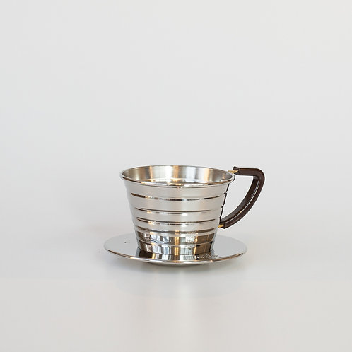 Wave 155 Stainless Steel Dripper