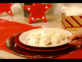 Snowballs: Mexican Wedding Cookies Recipe