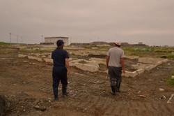 watari mori brothers fishermen walk at home crumbled.JPG