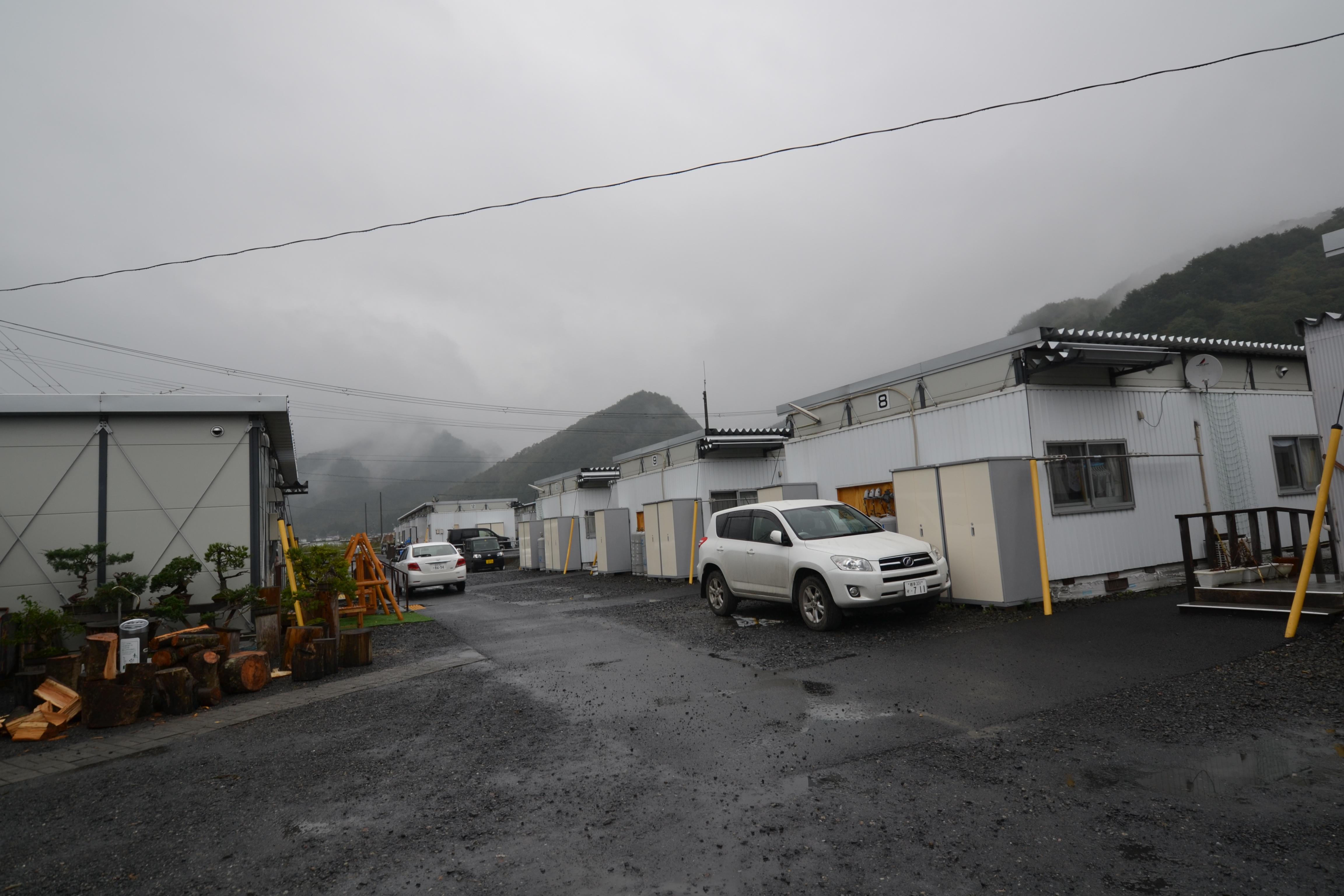 otsuchi temp housing kasetsu compound.JPG