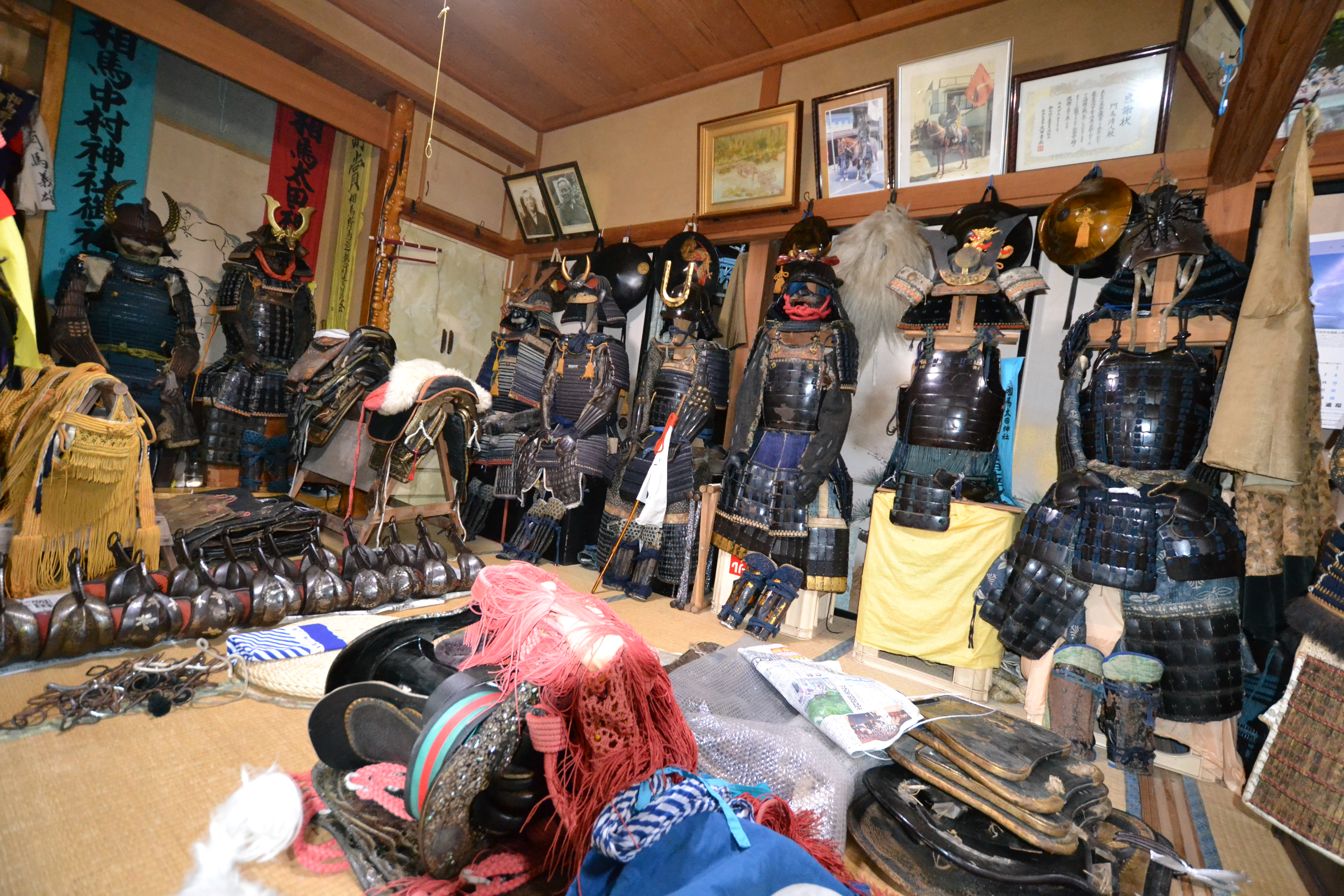 minamisoma samurai home WIDE with armor.JPG