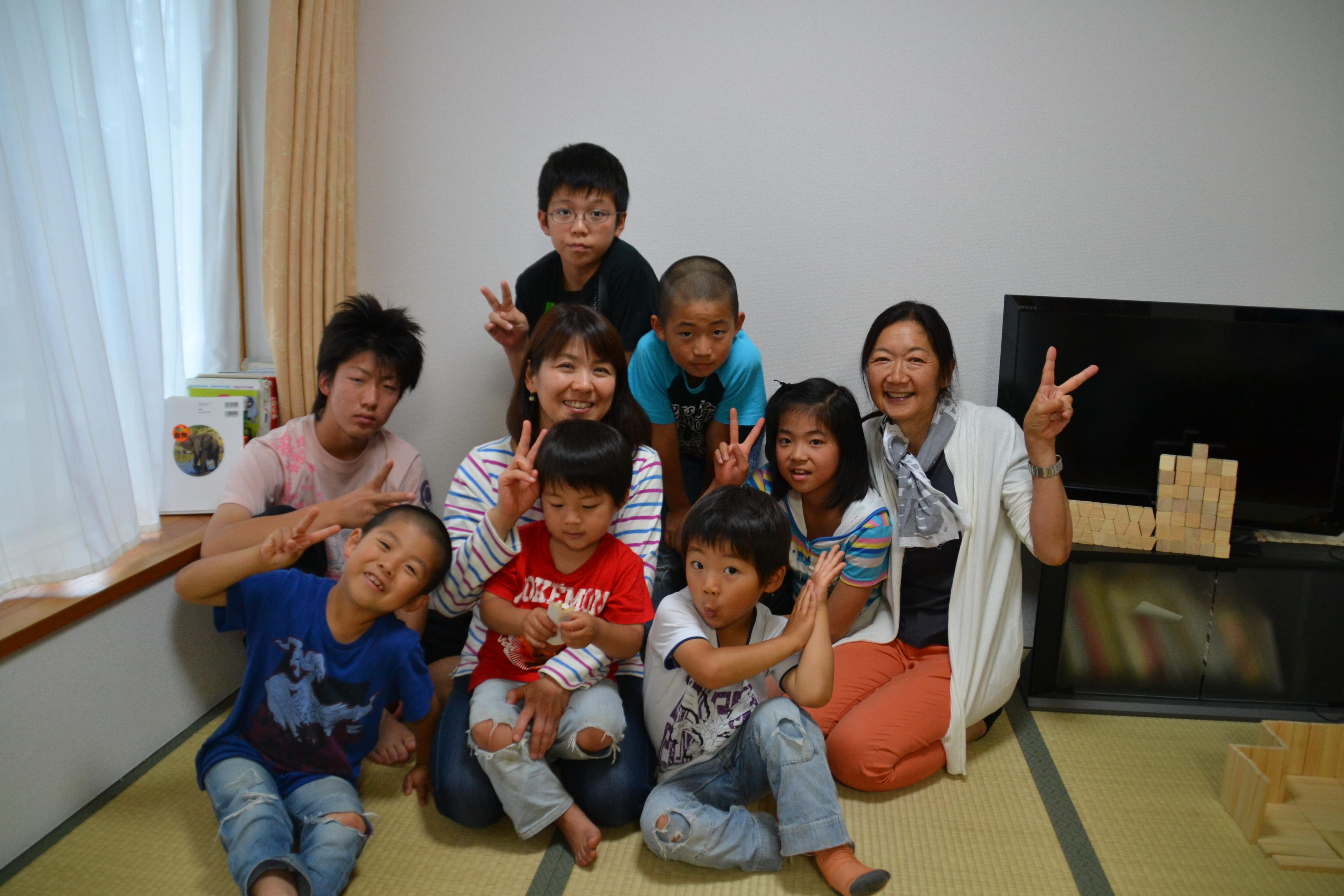 natori linda with kuma family.JPG