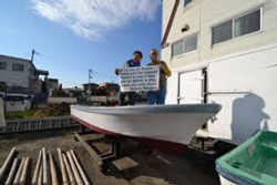 culture and community volunteer in tohoku for direct fishermen to fishermen donations. jpeg.jpeg