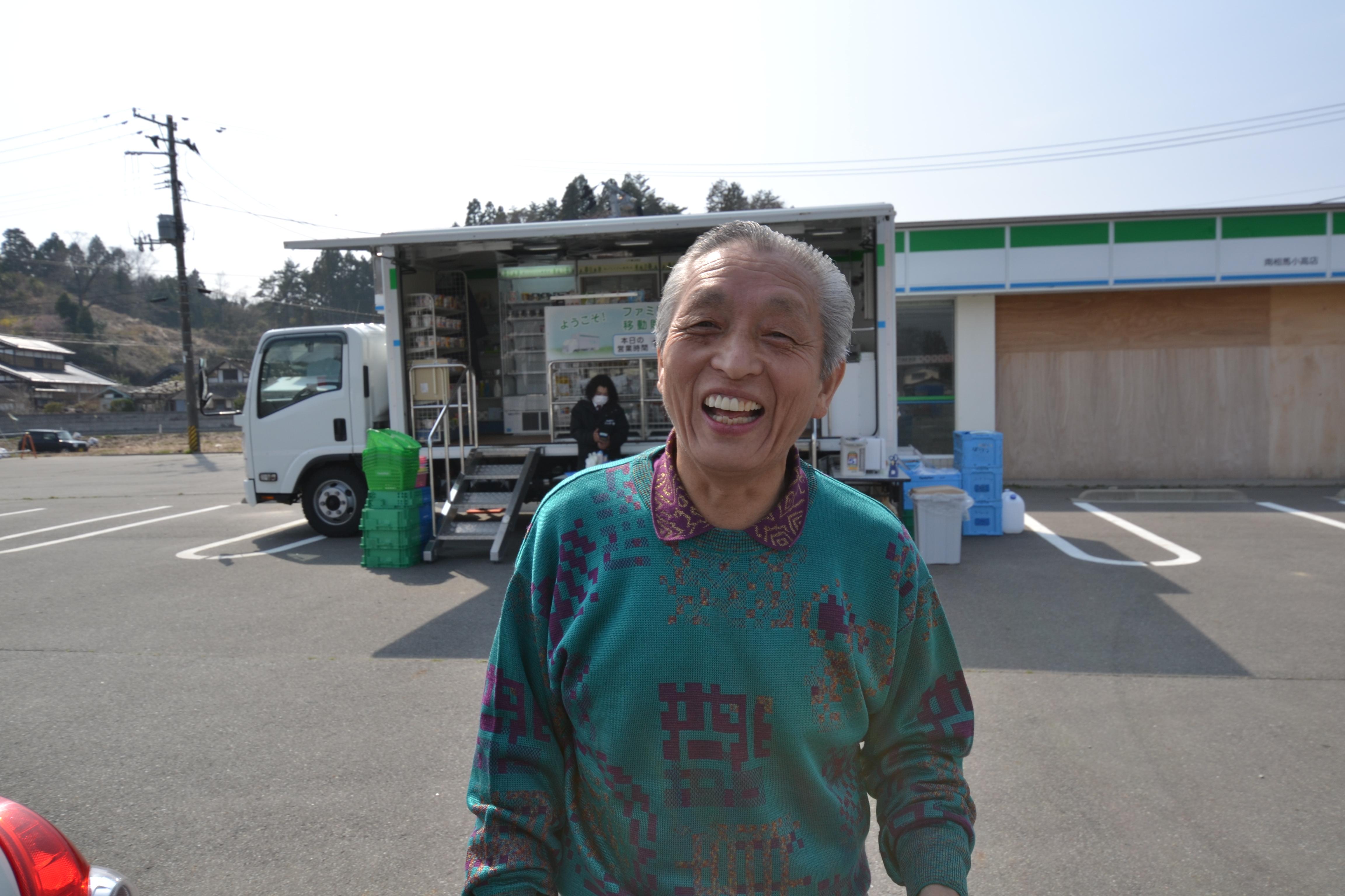fukushima temp convenience store truck kowata.JPG