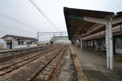 odaka train station abandoned after nuclear explosion.JPG