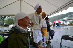nakao reporter fukushima fair.JPG