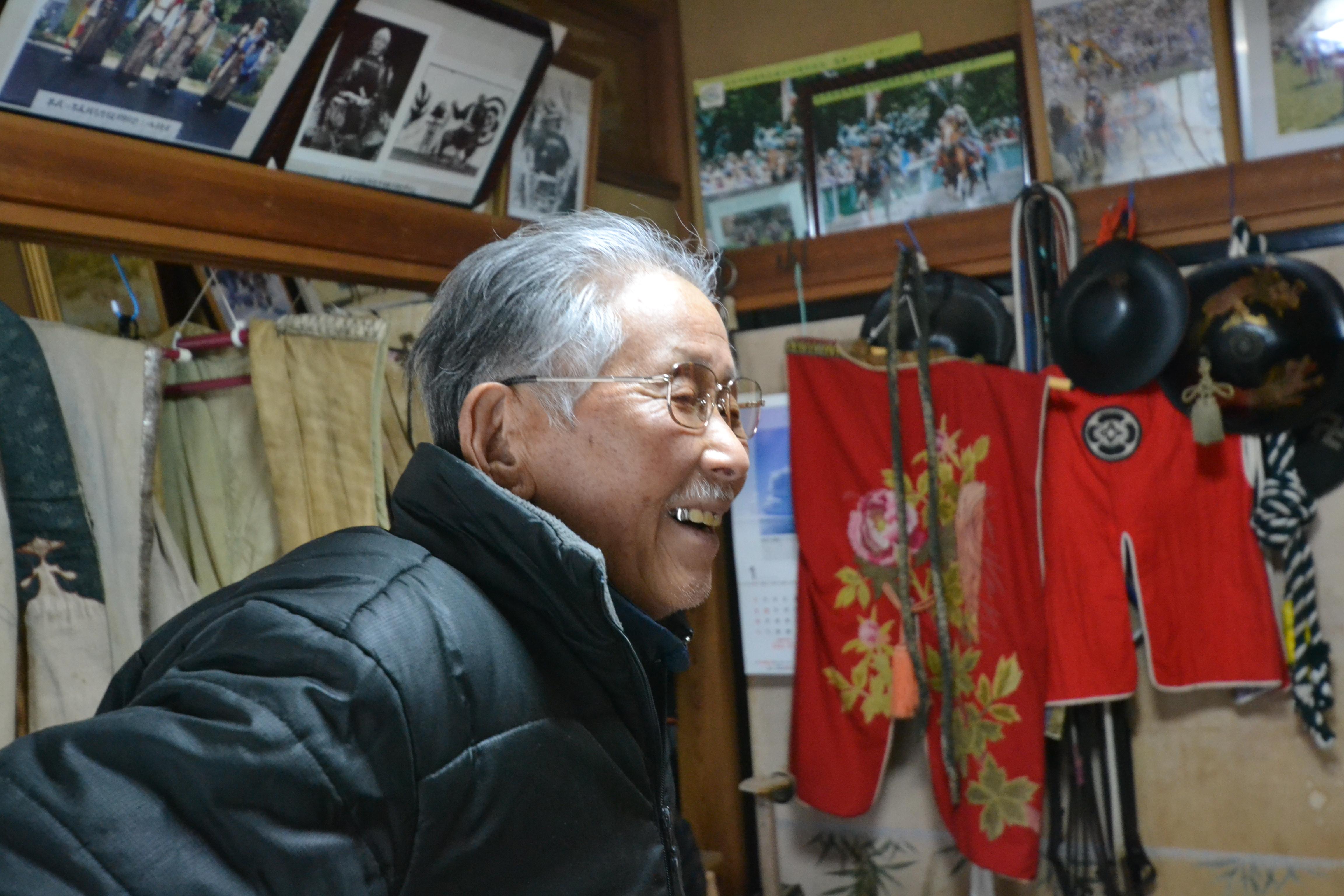 minamisoma samurai with smile photos.JPG