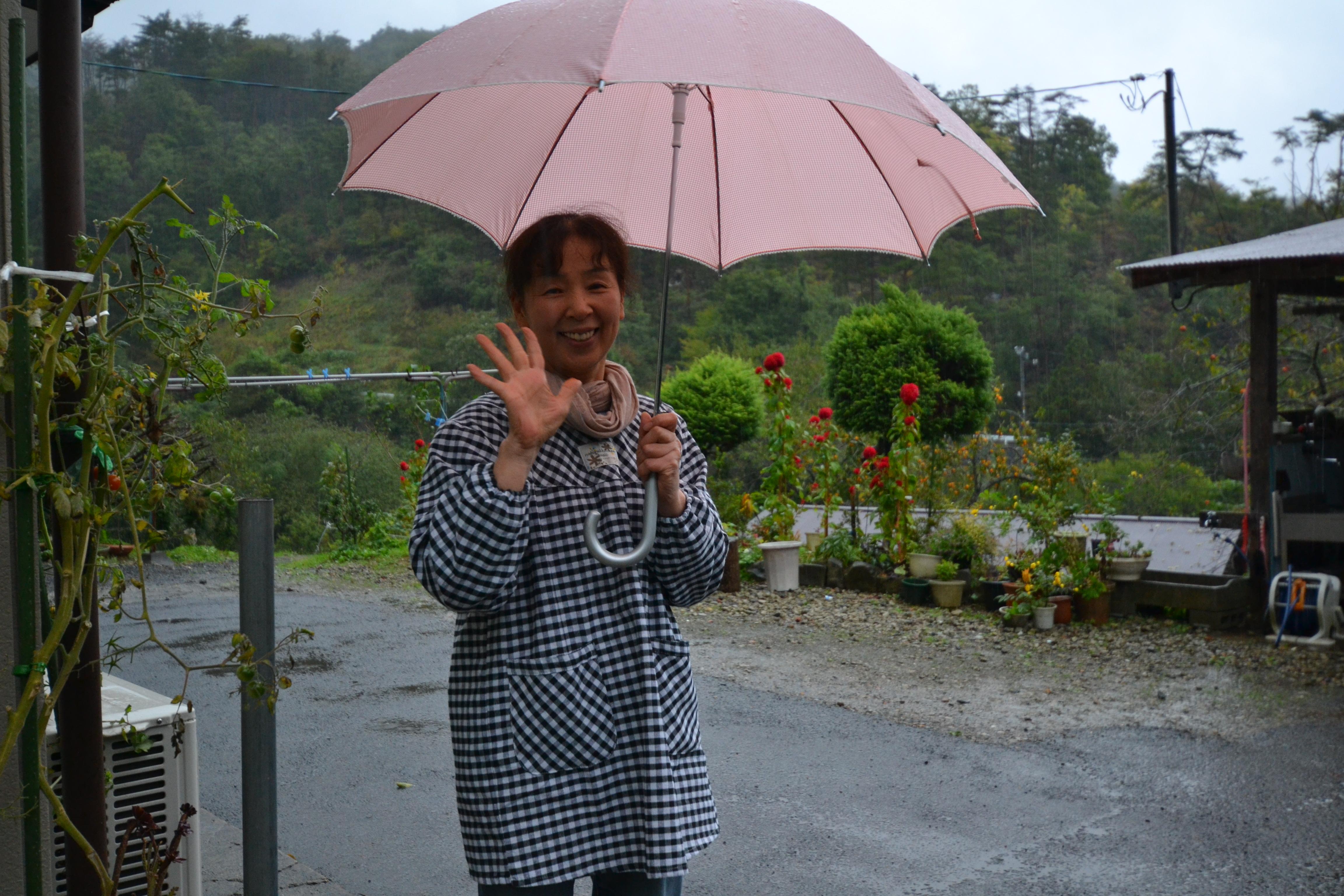 marumori bamboo wife pink umbrella good bye.JPG