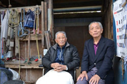 minamisoma samurai & kowata barn interview.JPG