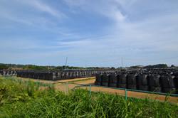 fukushima at J-village soccer training center (near naraha).JPG