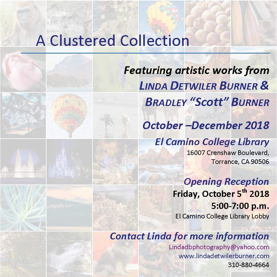 A Clustered Collection 2018