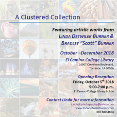 2018 A Clustered Collection Exhibition