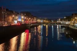 Linda Dublin city light