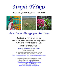2017 Simple Things Photography Exhbition