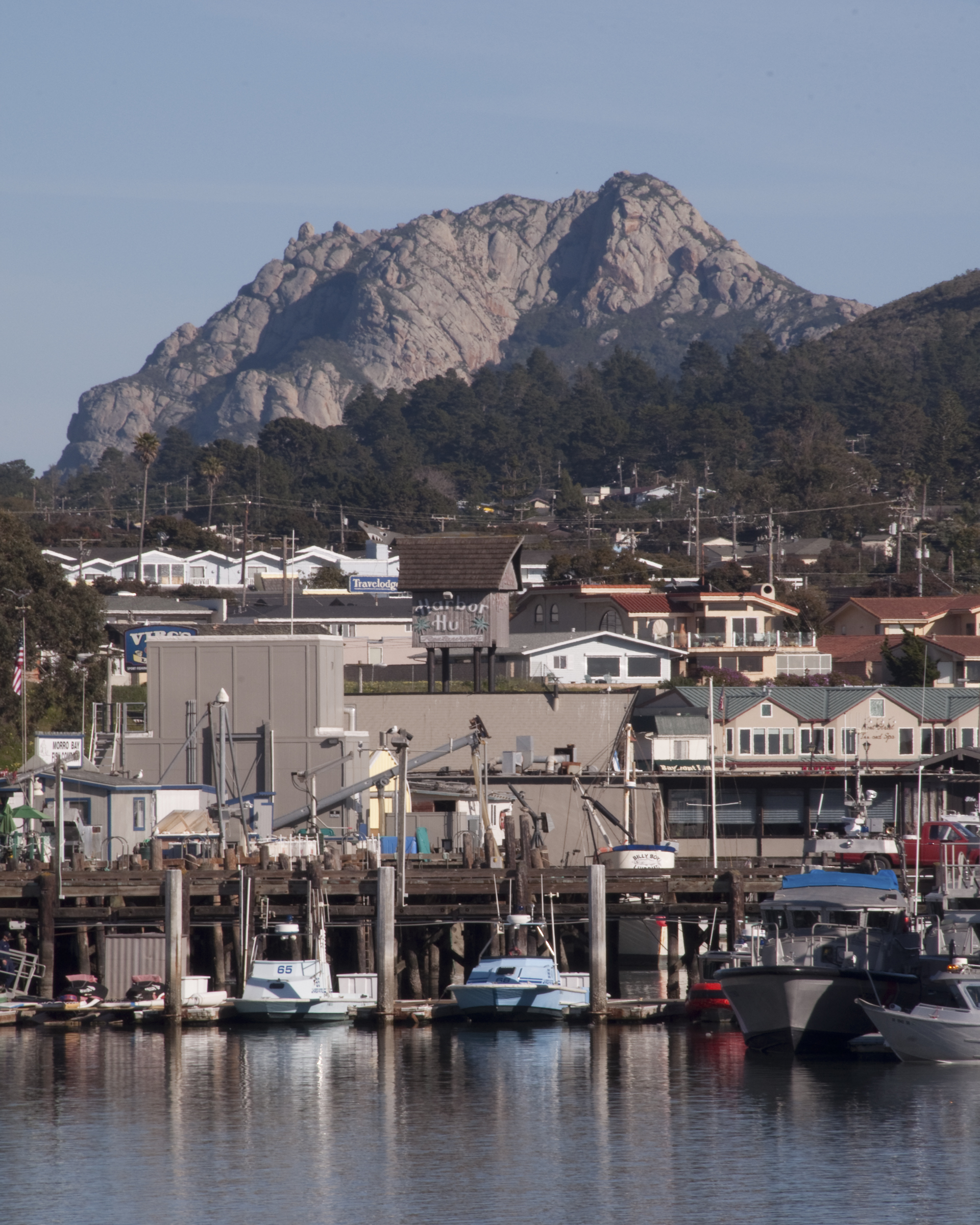Morro Bay - Majestic Peak 2010