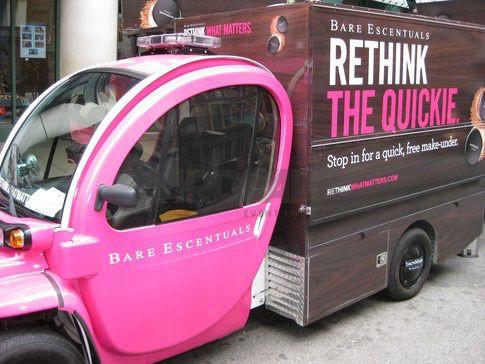 Quickie Wagon