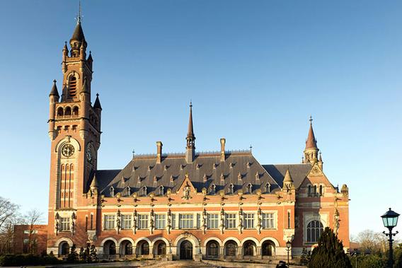 Armenia takes Azerbaijan to the International Court of Justice