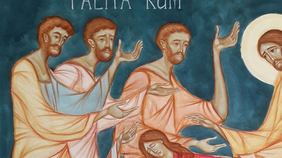 The last speakers of Aramaic fight so that the language of Jesus Christ does not disappear