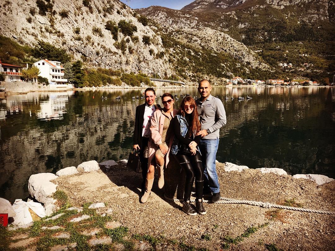 wedding planner team Montenegro