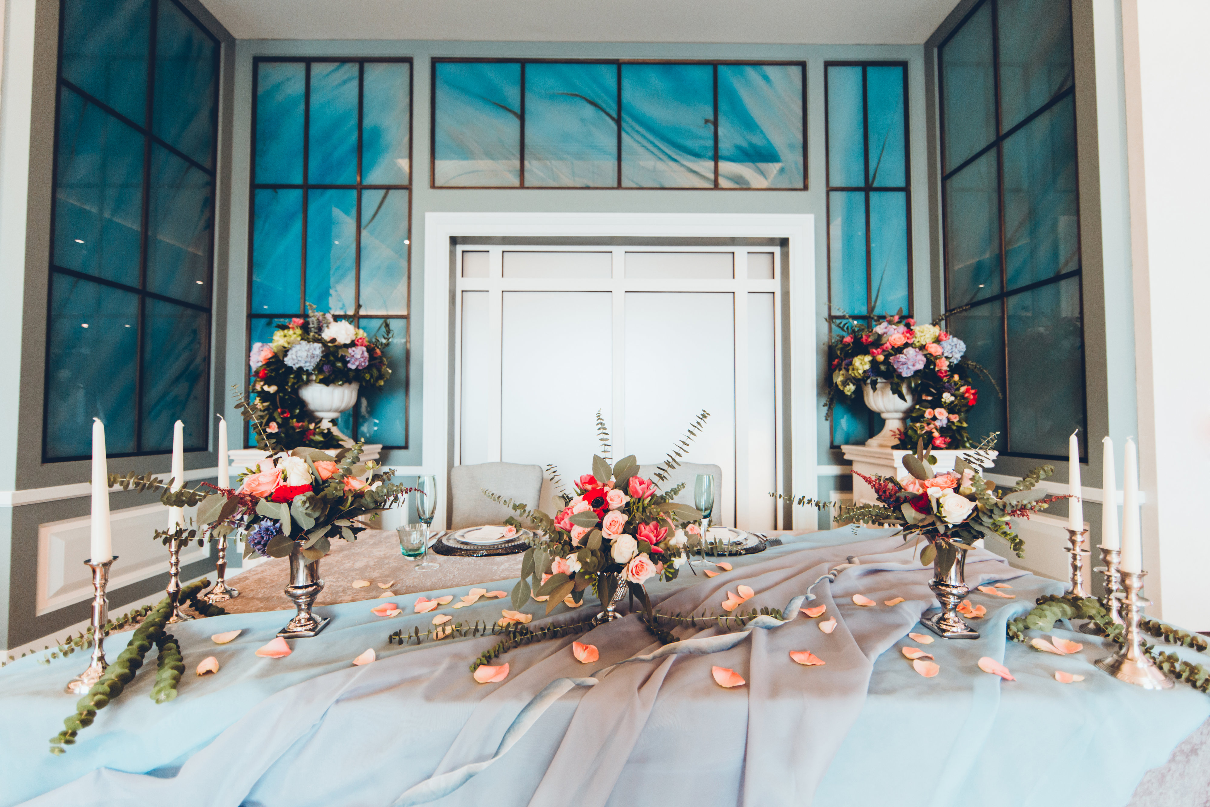 Regent wedding