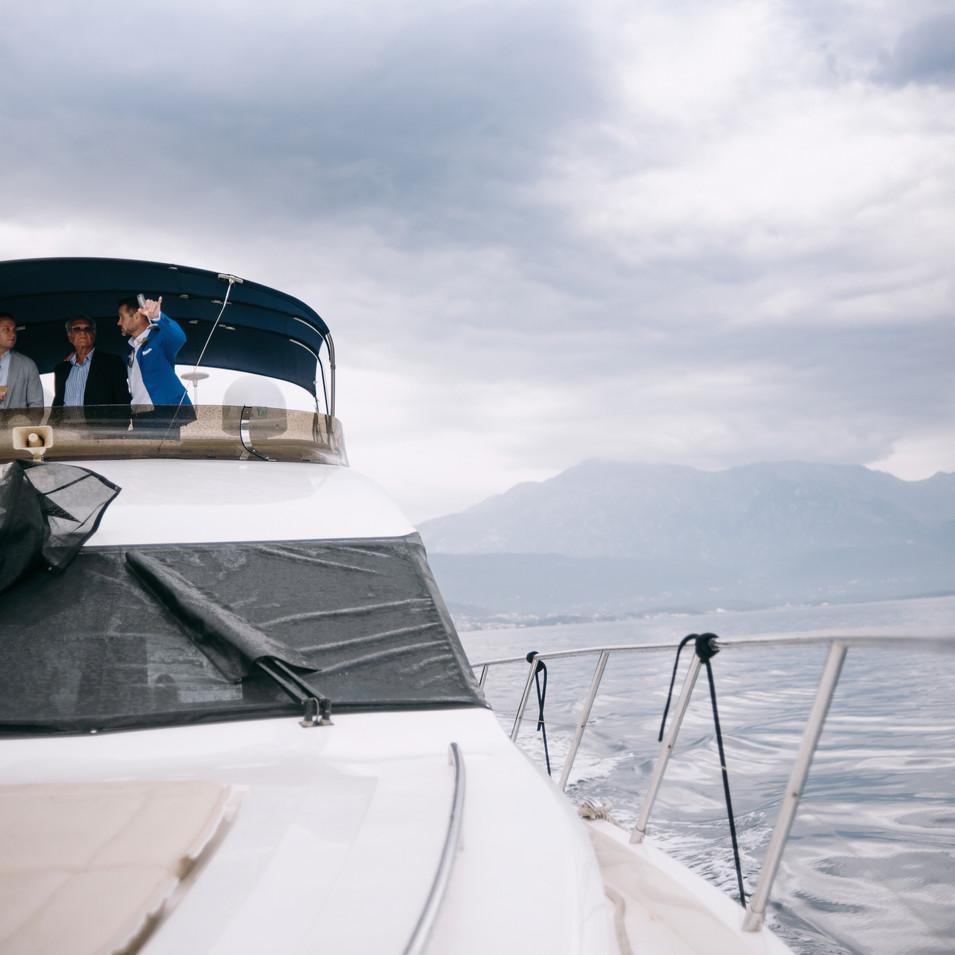yacht rental montenegro