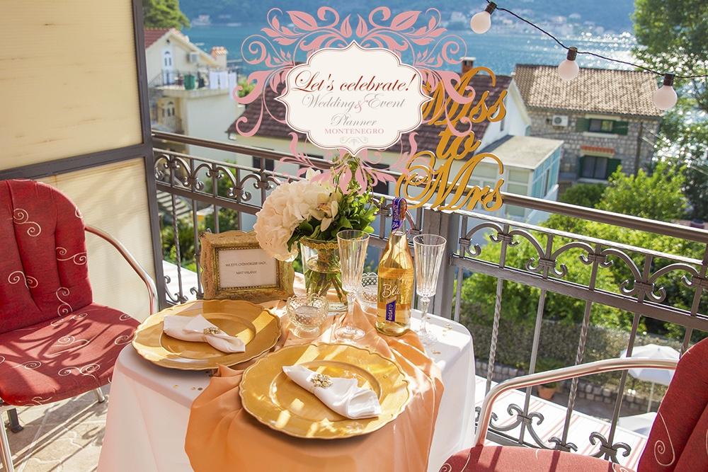 wedding planner in Montenegro