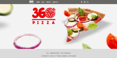 360 GRADI PIZZA