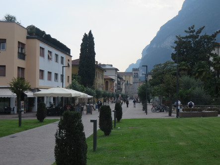 Superficie commerciale Riva del Garda (TN)