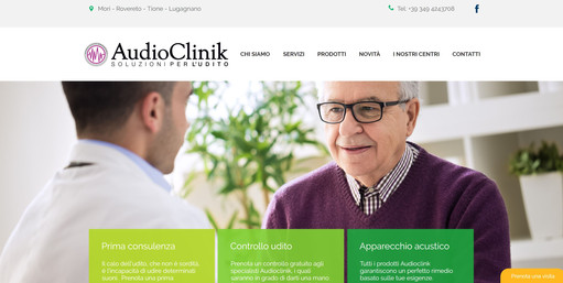 Audio Clinik - Soluzioni per l'udito
