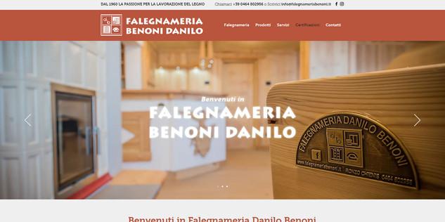 Falegnameria Danilo Benoni & C. s.n.c.